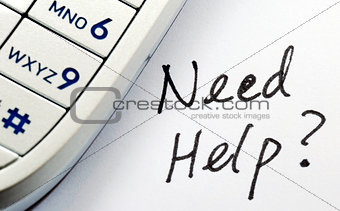 Give us a call if you need help