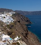 Santorini.  Panorama