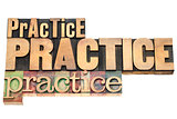 practice - motivation concept