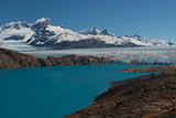 Viewpoint over Upsala Glacier