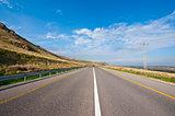 Road in Galilee