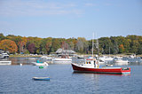 Cohasset Harbor, Cohasset Massachusetts