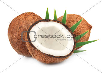 Sweet coconuts