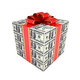 Gift of dollars