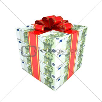 Gift of the euro