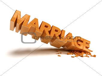 Marriage crash