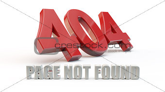 404 White