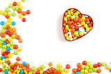 Heart Shape candy box