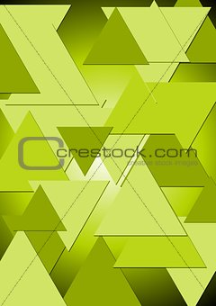 Elegant tech vector background