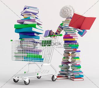 In a Bookstore