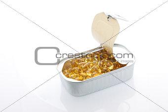 Gelatin pills