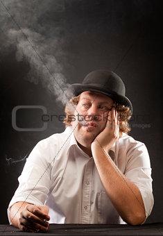 Bowler Hat Dreamer