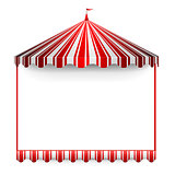 carnivals tent frame