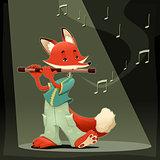 Musician Fox.