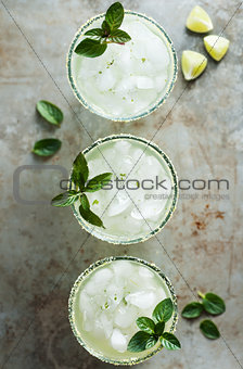Frosty Beverages