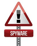 &#39;spyware&#39; sign