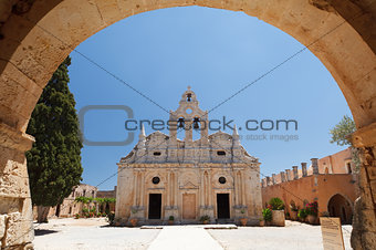 Arkadia monastery