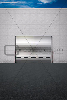 Delivery Gate