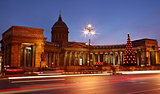 The Russian Federation, Saint Petersburg, Kazan Cathedral in the