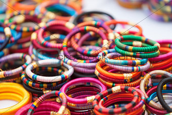 Traditional Indian bangles