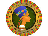 tsarina of Egypt Nefertiti