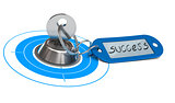 Key of Success Background, Business Opportunity
