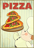 Pizza and Chef