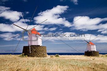 Old windmills