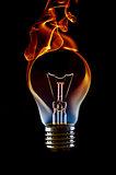 smoke lamp bulb