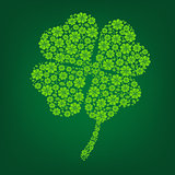 Green Clover Symbol