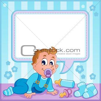 Baby boy theme image 1