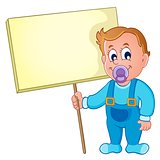 Baby boy theme image 3