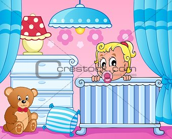 Baby room theme image 1