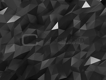 Abstract Crystal Structure Background.