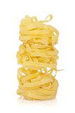 Fettuccine nest pasta
