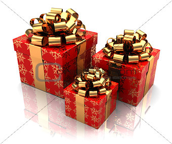 Three presents