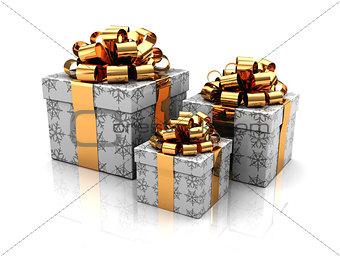 Three gift