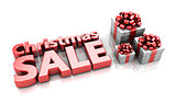 Christmas sale
