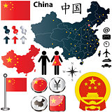 China map