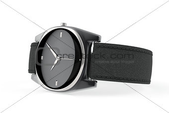 Elegant wristwatch