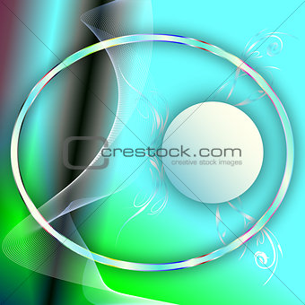 Abstract Background Gradient
