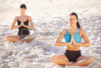 Finding inner peace through yoga