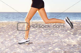 Running her way to great fitness