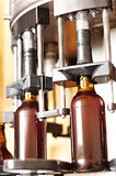 Industrialized bottling system