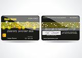Illustration Credit Card