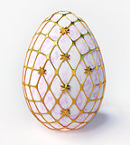 Easter - marble egg