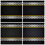 Metallic perforated sheets