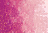 abstract background-pink bubbles.
