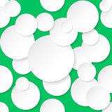 Seamless texture circles