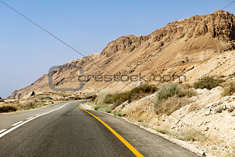 Dead Sea Mountains